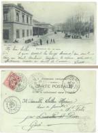 Marseille - La Gare ( Cachets Multiples, St Hippolyte Du Fort, Lasalle ... ) - Quartier De La Gare, Belle De Mai, Plombières