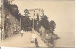A598 CASTELLO DI PARAGGI (EDIZ. PHOTO MAGASIN S. MARGHERITA) RARA - Genova (Genoa)