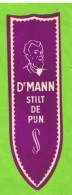 Dr Mann Stilt De Pijn, Bladwijzer, Bookmark, - Bookmarks