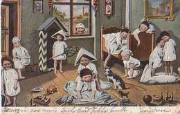 Enfant    19H        ( Dans La Chambre  ) - Humorous Cards