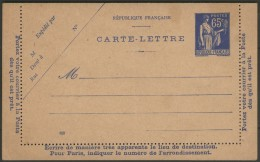 Entier Postal N°365-CL1 Neuf      - Cote 35€ -