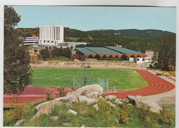 CPSM FONT ROMEU (Pyrénées Orientales) - Vue Générale Du Centre D'Entrainement Et Du Lycée  Arch. R.TAILLIBERT J. BORDES - Frankreich