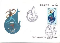 EGYPT  SYDNEY 2000  (M160245) - Sommer 2000: Sydney - Paralympics