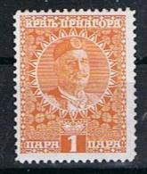 Montenegro Y/T 100 (*) - Montenegro