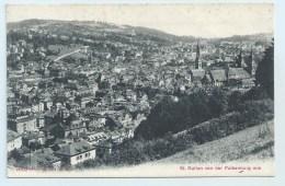 St. Gallen Von Der Falkenburg Aus - SG St. Gallen