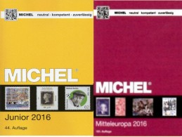 Junior Deutschland+Europa Band 1 MlCHEL 2016 Neu 78€ D AD DR Berlin SBZ DDR BRD A CH FL HU CZ CSR SLOWAKEI UNO Genf Wien - Telefonkarten