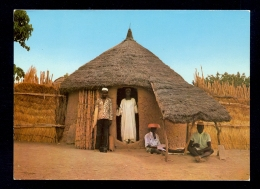 Village Housr, Northern Nigeria / Postcard Not Circulated - Nigeria