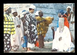 Yoruba Dancers / Postcard Not Circulated - Nigeria