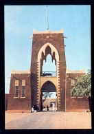 Emir's Palace Gates, Kano, Nigeria / Postcard Not Circulated - Nigeria