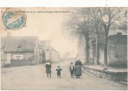 CONTINVOIR - Entrée Du Bourg, Croix De Mission - Altri Comuni