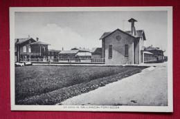 1942 UN SALUTO DA GALLINAZZA - TORVISCOSA - Autres Villes