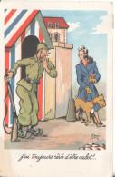 Carte Militaire Humoristique - Humoristiques