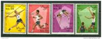 1968 Somalia Olimpiadi Olympics Games Jeux Olympiques Set MHH** - Zomer 1968: Mexico-City