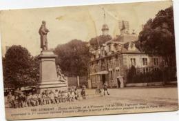 56 LORIENT - Statue De Dupuy De Lôme, Né à Ploemeur - Animée - Lorient