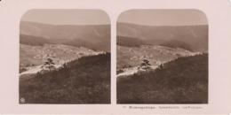 Stereo-Foto (photo Stéréo) 78 Riesengebirge -Spindelmühle Vom Krokonos- - Ohne Zuordnung