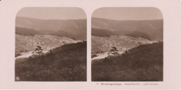 Stereo-Foto (photo Stéréo) 78 Riesengebirge -Spindelmühle Vom Krokonos- - Photographica