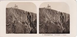 Stereo-Foto (photo Stéréo) 15 Riesengebirge -Schneegrube Mit Baude- - Photographica