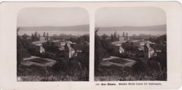 Stereo-Foto (photo Stéréo) 104 Der Rhein -Kloster Maria Laach  Bei Andernach- - Photographica