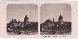 Stereo-Foto (photo Stéréo) 46 Der Rhein -Oberwesel, Von Osten Her- - Photographica