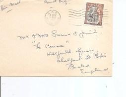 Guyane Britannique ( Lettre Par Avion De 1964 Vers La Grande-Bretagne à Voir) - Brits-Guiana (...-1966)