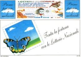 A 4379 -  Lotteria Sanremo - Cartoline