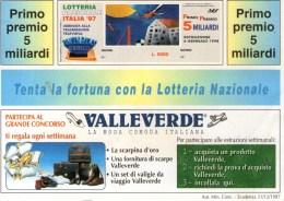 A 4380 -  Lotteria Valleverde - Cartoline