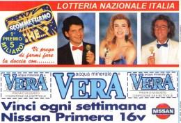 A 4381 -  Lotteria Vera - Cartoline