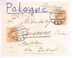 Polska, 1923, For Lausanne - 1919-1939 Republik