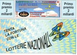 A 4383 -  Lotteria Roma - Cartoline