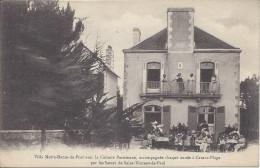 CARNAC PLAGE - Villa Notre Dame Du Port Avec La Colonie Parienne, Accompagnée Chaque Année à Carnac Par Les Soeurs De.. - Carnac