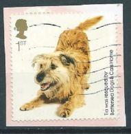 GROSSBRITANNIEN GRANDE BRETAGNE GB 2010 Battersea Dogs And Cats: Tia 1 St  SG 3045 SC 2766 MI 2909 YV 3293 - Used Stamps