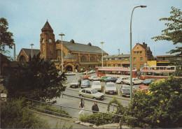 D-35390 Gießen - Lahn - Hauptbahnhof - Bus - Cars - Simca - Opel Manta - Ford - VW - Giessen