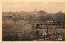 - Haute Saone - Ref -A 373- Champlitte - Vue Generale -  Carte Bon Etat - - Other Municipalities