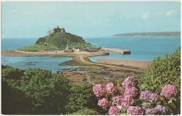 ST. MICHAEL'S MOUNT CORNWALL #1. UNPOSTED - St Michael's Mount