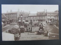 AK LEWISHAM DOWNHAM B. London Marketplace Ca.1920 // D*20042 - Altri