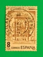 ESPAÑA 1980.  USADO - USED. - 1931-Hoy: 2ª República - ... Juan Carlos I