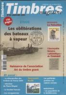 TIMBRES MAGAZINE - LES CECOGRAMMES, JUDAICA RACHI, SOUDAN FRANCAIS, PALESTINE, PUBLICITES CARNETS ANCIENS, LES BARBADE - Magazines