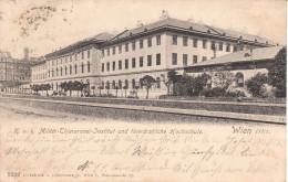Wien I. - K.u.k. Militär- Thierarznei Institut Und Thierärztliche Hochschule - Wien Mitte