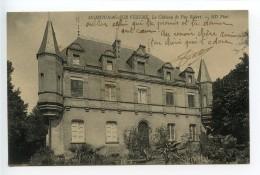 Montignac Château De Puy Robert - France