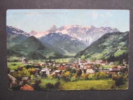 AK SCHRUNS Montafon 1911 // D*20058 - Schruns