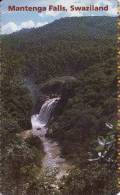 Swaziland, Phonecard, Chip,Mantenga Falls, 3/2001 - Swaziland
