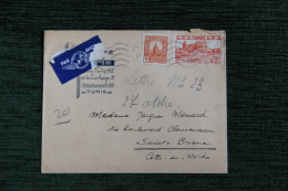 Enveloppe Timbrée, TUNISIE - Tunisie (1956-...)