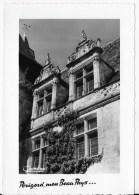 Format CPSM 24 Le Chateau De Puyguilhem,détail - Advertising