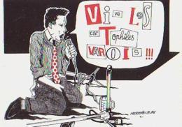 Cartophilie        H8        Cartophiles Varois . Convocation 1987 ( Illustrateur  F.Moreau ) - Bourses & Salons De Collections