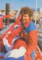 PERSONNAGE        H14       Jean Maurel            Skipper Du Catamaran ELF AQUITAINE - Sportifs
