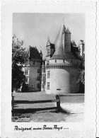 Format CPSM 24 Puyghillem,le Chateau - Advertising