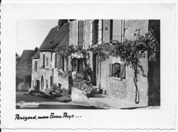 Format CPSM 24 Domme ,une Rue - Autres