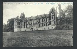 CPA - MARCHIN - Le Château - Façade Nord   // - Marchin