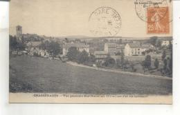 Chasserades, Vue Générale Sud-Ouest - France