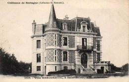 22  Châteaux En Bretagne  Villa KERCOANTIC à St-Brieuc - Saint-Brieuc